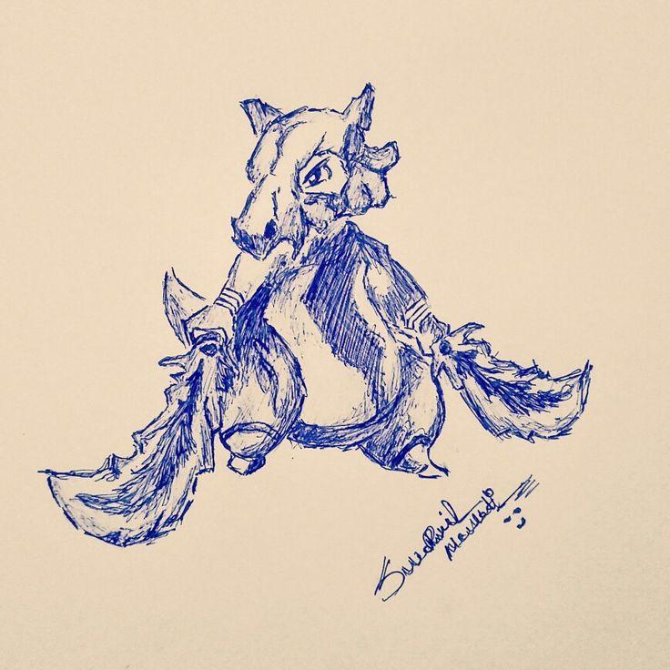 best pokemon marowak
