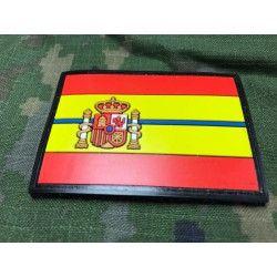 Bandera España the thin blue line