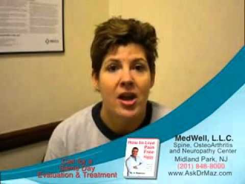 NUMBNESS DOCTOR NEUROPATHY RELIEF ACL LIGAMENT TREATMENT RAMSEY MAHWAH N...