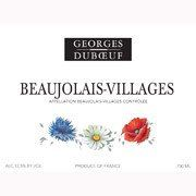 Duboeuf Beaujolais Villages 2011 from Beaujolais, France - This Beaujolais-Villages displays a deep, luminous cherry color, red with bluish tints. The bouquet offers ripe red ...