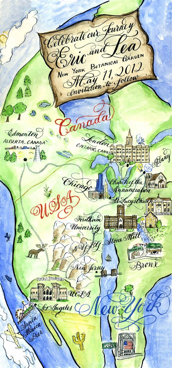 10 Best Map Images On Pinterest Wedding Cards Wedding Maps And Maps