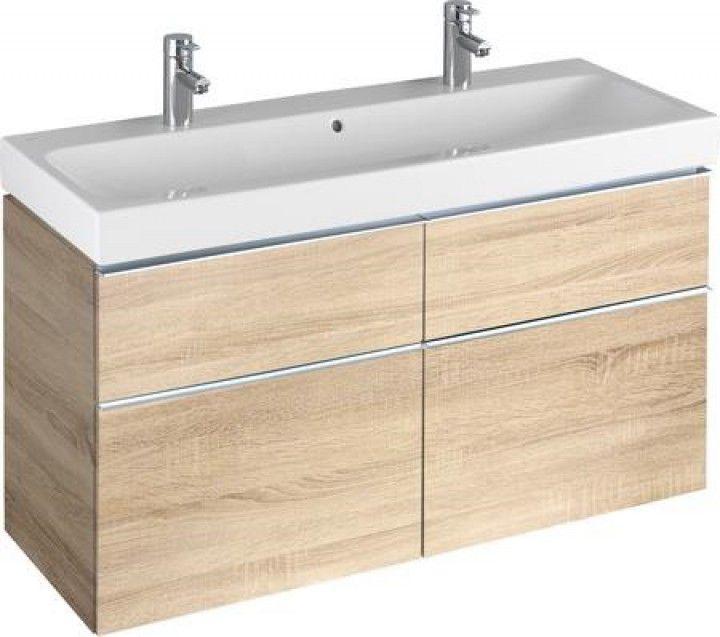 Keramag Waschtischunterschrank iCon, B: 1190, H: 620, T: 477mm, 841422000