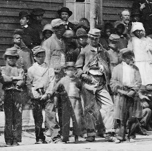 an introdcution to the history of african americans during the civil war in the united states African-american history starts in the 16th century, with peoples from west  in  1863, during the american civil war, president abraham lincoln signed the.