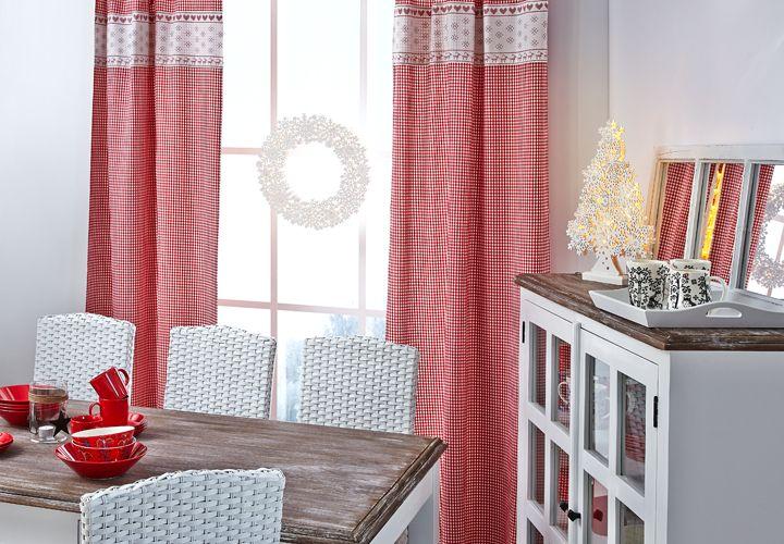 On aika ripustaa jouluverhot ja koristella koti juhlaan! https://www.hobbyhall.fi/web/ajankohtaista/shop/koti-ja-sisustus/Joulun-sisustusuutuudet-paavarina-punainen?utm_medium=pin&utm_campaign=j7_2014&utm_source=pinterest&utm_content=Paavarina_punainen_04.11.