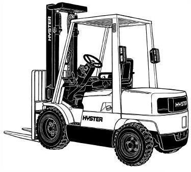 17 best Nissan Forklift Instructions, manuals images on