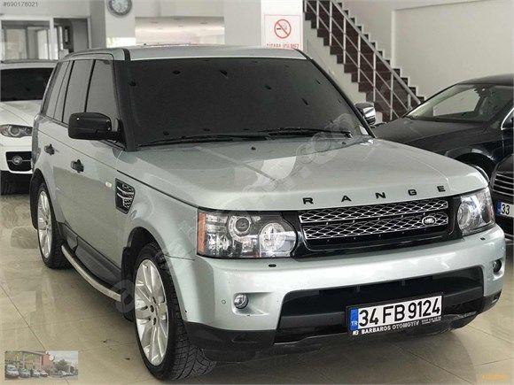 Barbaros Otomotivden Ozel Renk Hatasiz Autobiography Range Rover 185 000 Tl Arabamcom Araba Trinksat Ikinciel Sahibinden Landrover 2020 Renkler Gri