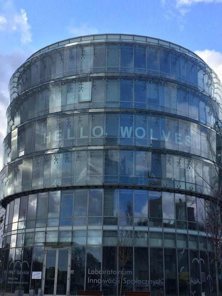 Wolves summit starts today in Gdynia!!! If you need to be transferred to the Science Park call us: +48 510-31-30-31 or email us info@travelgdansk.pl