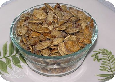 great fall recipes here sweet amp spicy pumpkin seeds sounds right up ...