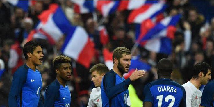 REVIVEZ - France-Russie (4-2) : les Bleus assurent devant mais leur défense est à la peine