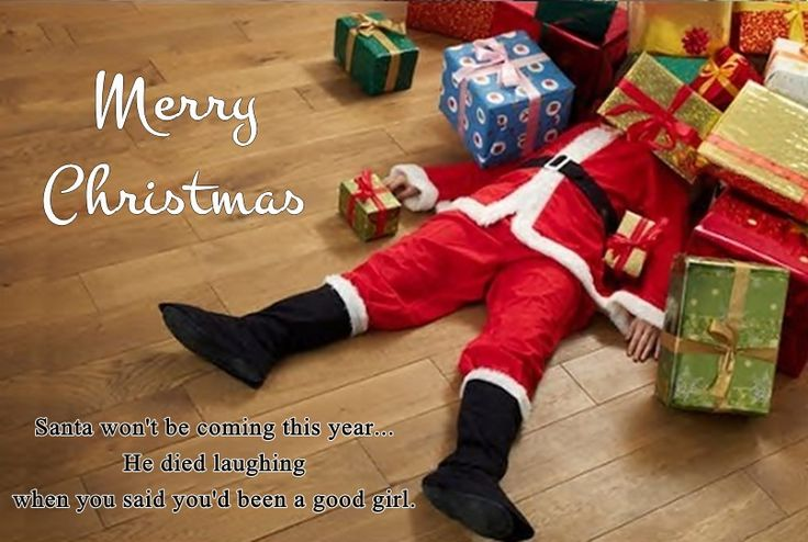 Best Christmas Quotes And Sayings About Santa Claus With Cute Funny Xmas  Greeting Cards