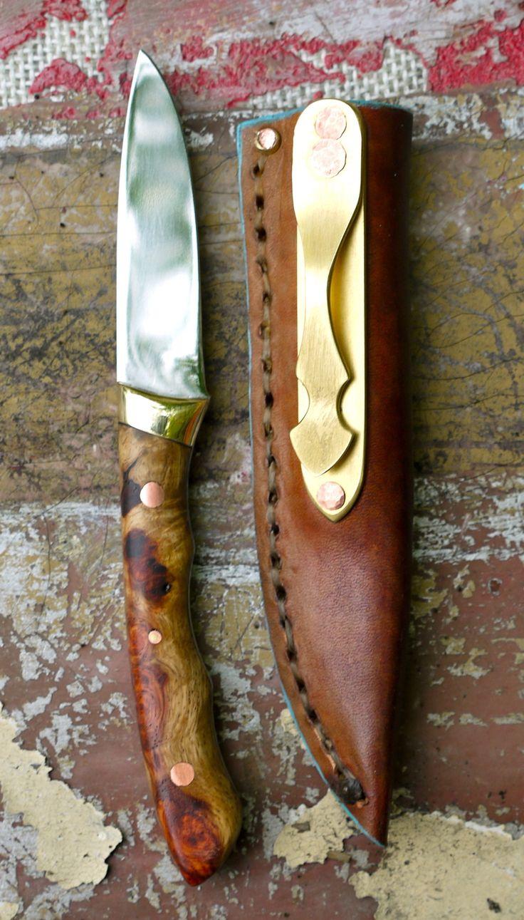 "Ursula's 2 1/4"" boot knife"