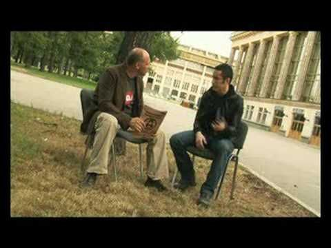 Трент Резнор [NIN]. Интервью каналу A1. ЧАСТЬ 3. Trent Reznor - russian interview