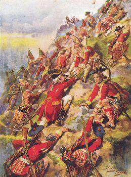 American Revolution Battles | The American Revolution - (The Battle of Quebec)