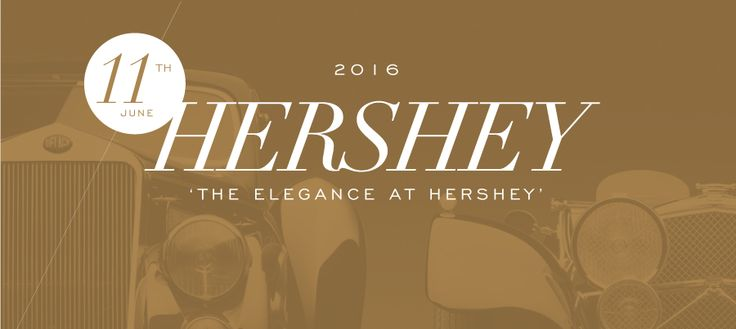 2015 Hershey Auction