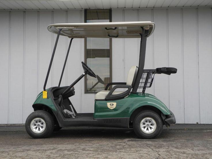 We just received two of these 2010 Yamaha DRIVE gas golf cars with green bodies. These will make an excellent starting platform for a custom golf car, and they're only $3590 each. See more at: http://www.powerequipmentsolutions.com/products-a-services/online-store/used-golf-carts/yamaha-golf-carts/2010-yamaha-drive-gas-golf-car-green.html  #Yamaha #DRIVE #usedgolfcar #gasgolfcar #PES #Vandalia