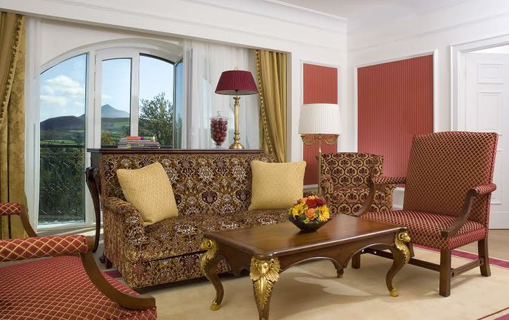 Presidential Suite Living Room #whataroom #presidentialsuite