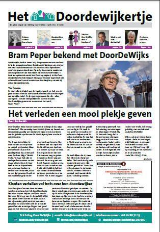 voorpagina krant 5