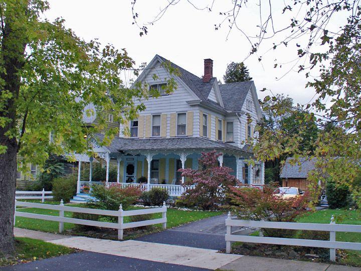 Victorian Houses in Bellefonte, Pennsylvania - Travel Photos by Galen R ...  galenfrysinger.com