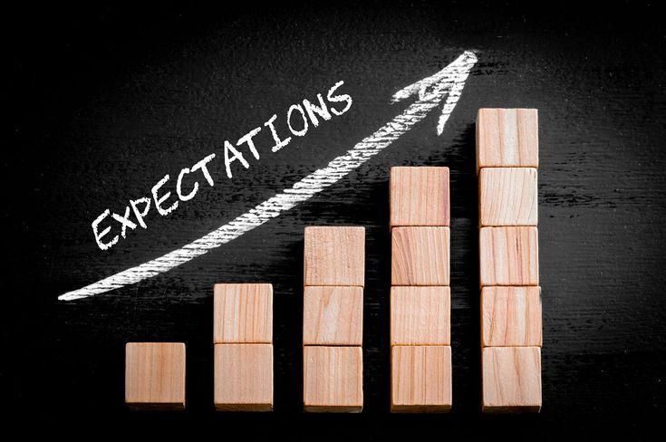 E' sicuramente difficile definire il concetto di Aspettative, eppure si tratta di una componente chiave nel successo del nostro lavoro