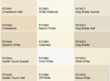 Hog Bristle Half / Vivid White