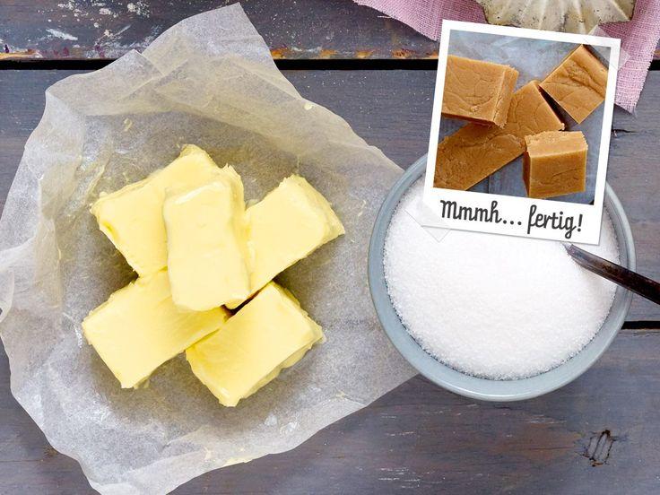Die besten 25+ Fudge Rezepte Ideen auf Pinterest einfaches - küche zum verschenken
