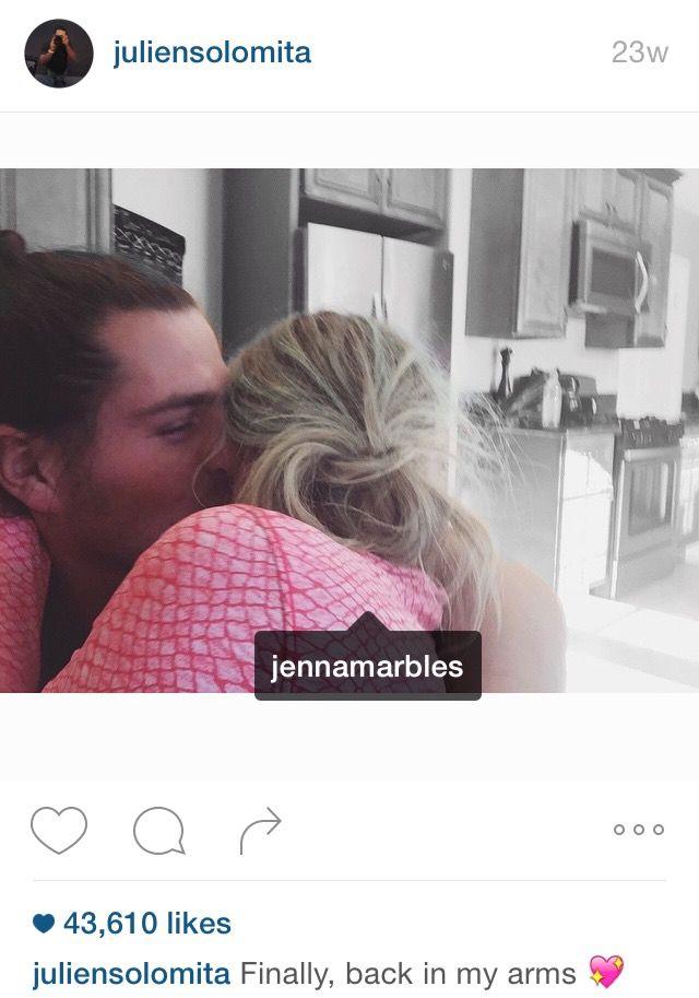 Jenna marbles dating julien