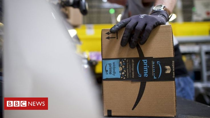 Amazon plans hundreds of lay-offs - BBC News