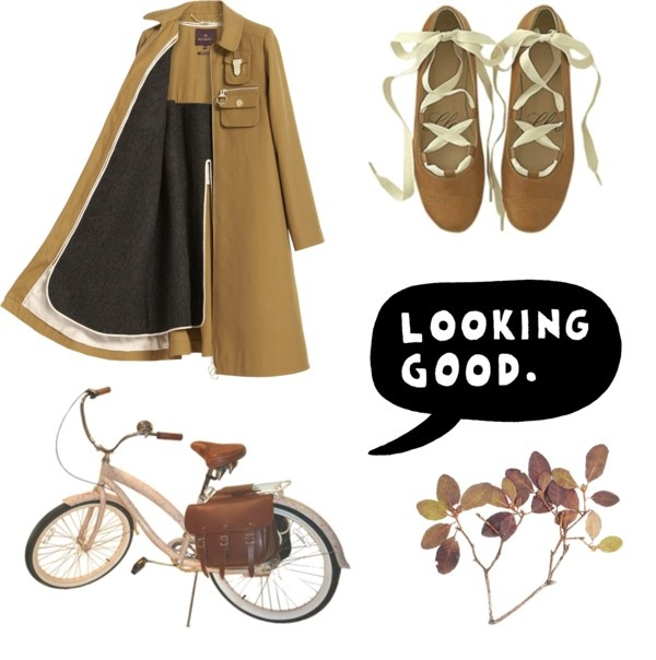 """Warm autumn."" by ladylindy on Polyvore"