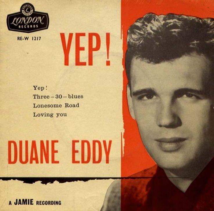 Duane Eddy - Yep! +3 (1959)