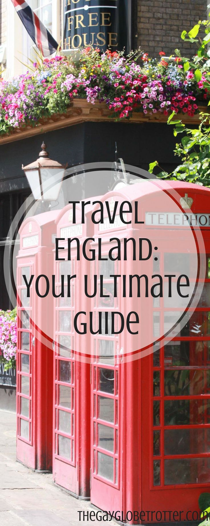 England is filled with beautiful architecture, vibrant nightlife, and rich history. This England travel guide will tell you all of the secrets to travelling England! via @gayglobetrotter