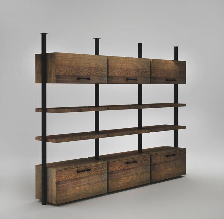 Простые линии - эксклюзивная мебель на заказ компании «RDWood».