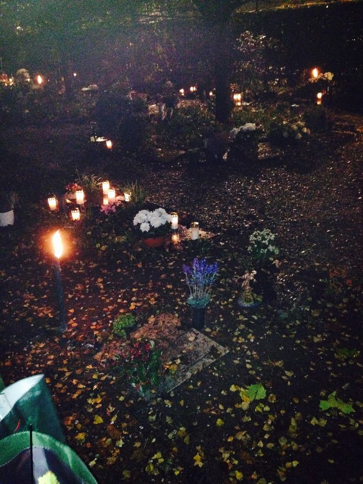 Lichtjesavond begraafplaats Bredaseweg Tilburg