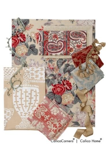 Charlotte Moss Fabric Collection 1