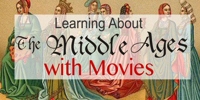 I created a Pinterest board list of movies about the Middle Ages.   Many of the videos are free onli...