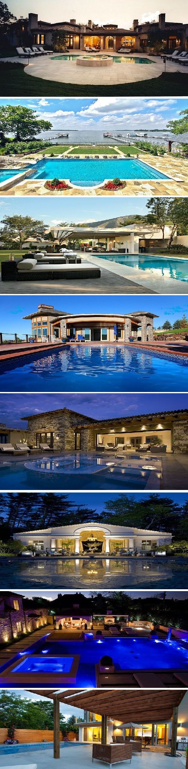 Swimming Pool Design Ideas for Your House
