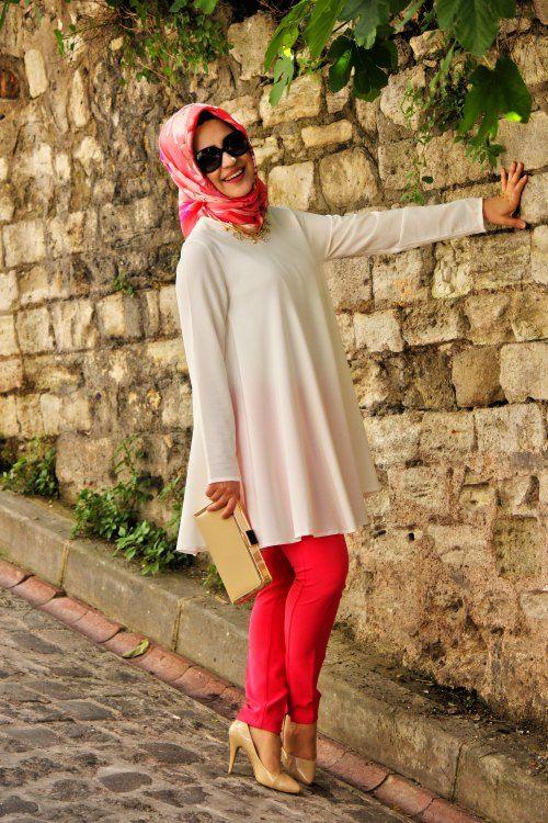 Seval Style Papatya Ekru Tunik :: HoopSepete