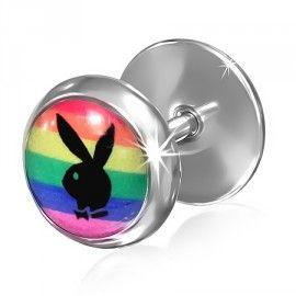 Playboy Piercing Oorbellen.