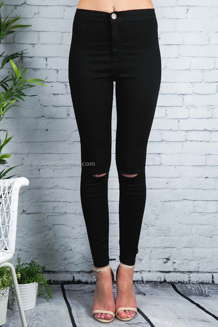 Layover Jeans - Black