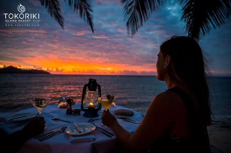 Romance is everywhere at Tokoriki Island Resort! Tag who you would love to be spending a dinner like this with tonight!  #tokorikiislandresort #fiji #romance  WIN 3 NIGHTS ACCOMMODATION at Tokoriki Island Resort, Mamanuca Islands, Fiji for you and a plus 1! Enter by clicking the link below or by visiting the 'ENTER GIVEAWAY' tab above! http://a.pgtb.me/V3HGmB