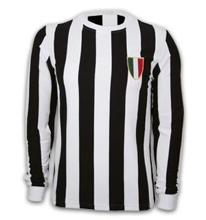 1970 Juventus shirt.
