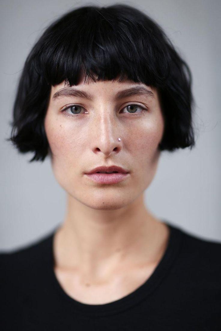 Heather Kemesky - DNA Models F/W 15 Polaroids/Portraits (Polaroids/Digitals)