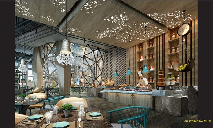 Best restaurant images on pinterest interiors
