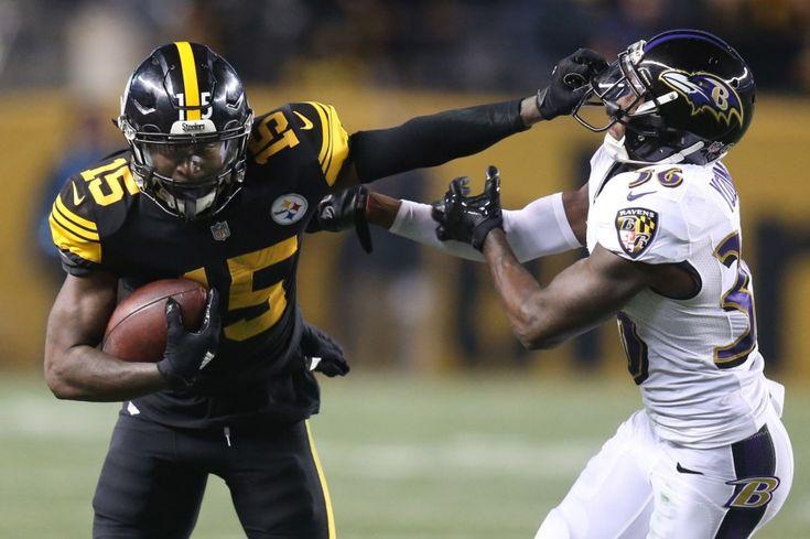 Les Steelers de Pittsburgh ont fait confiance au bras droit de Ben Roethlisberger et au bras gauche d'Antonio Brown pour décrocher le titre de la section nord de l'Association américaine.