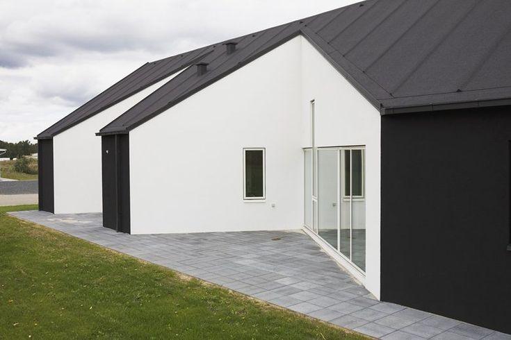 copertura metallica: Sinus House, Variable, 2007 - CEBRA architecture