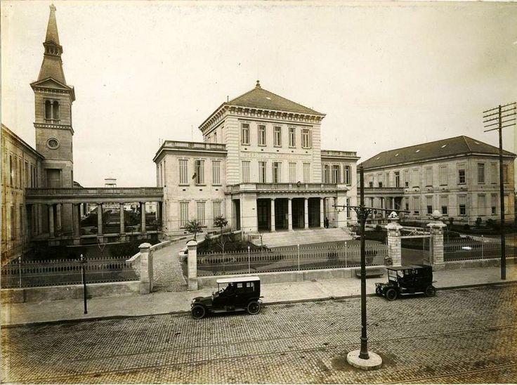 Hospital Durand, Buenos Aires 1914. Inventario 214009  AGN