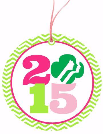 Freebies: 2015 Tags and a Trefoil Line!