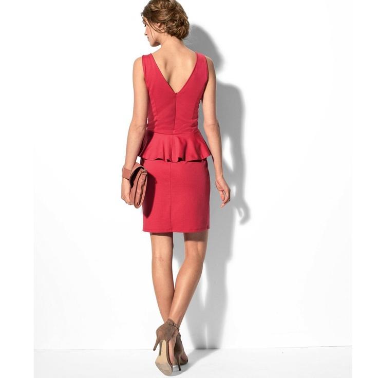 open back dress  http://www.laredoute.gr/