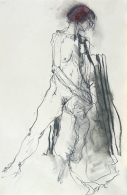 beautiful life drawing by my friend Jane Lewis