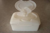 Make Your Own Baby Wipes – DIY  Reduce water to 2 cups for first attempt.