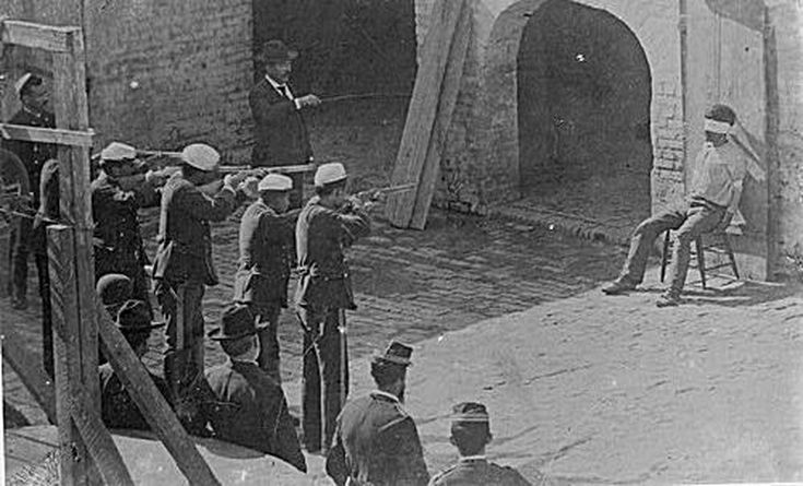 Types of Executions: Execution by Firing Squad